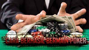 Trik Menghindari Kekalahan Saat Memainkan Poker