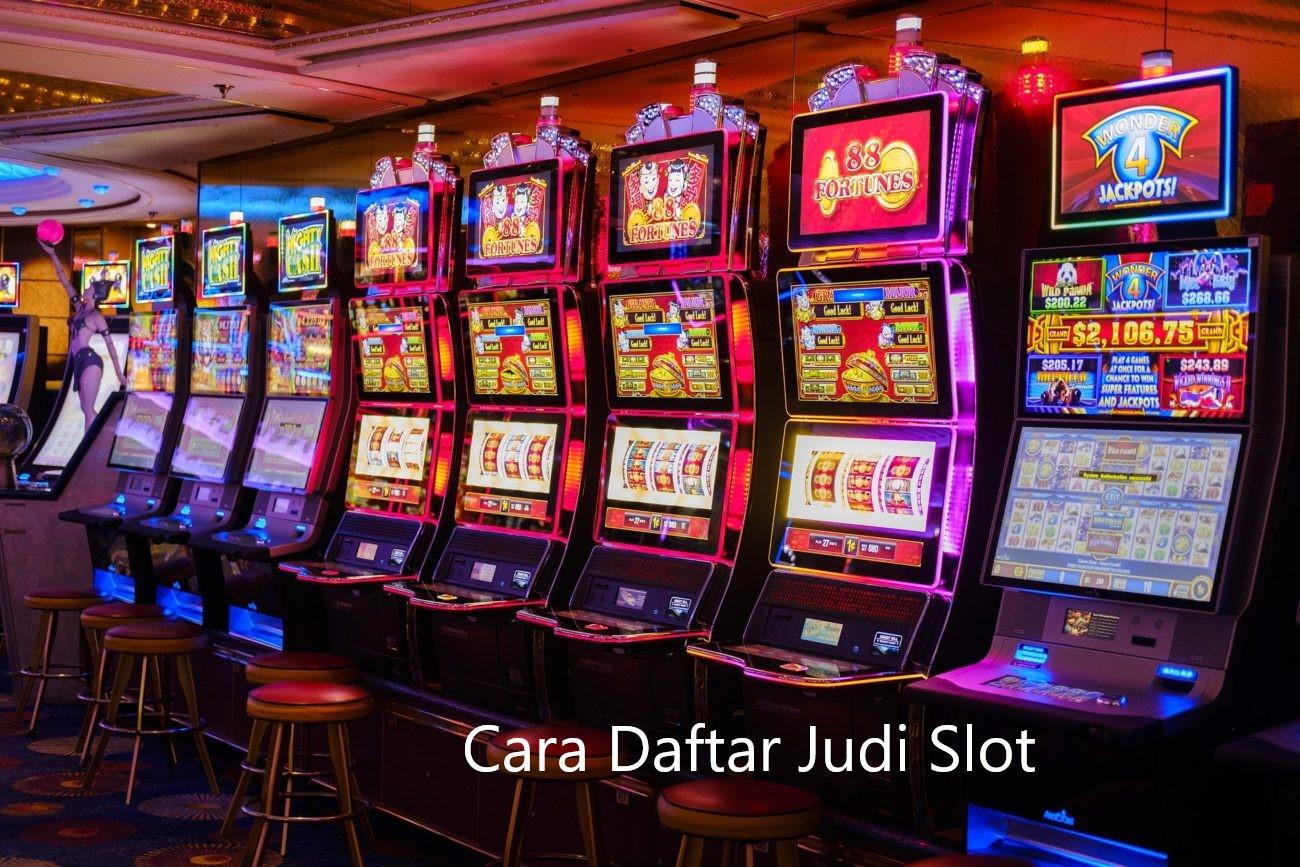 Agen Mesin Slot Jackpot Terkini Mobile
